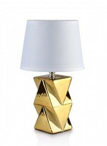 LUNA TRIANGLE GOLD Lampa 8x8xh32cm