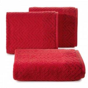 Ręcznik INDILA 70x140cm czerwony
