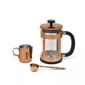 Zaparzacz do kawy Vicenza z akcesoriami - miedziany / Leopold Vienna