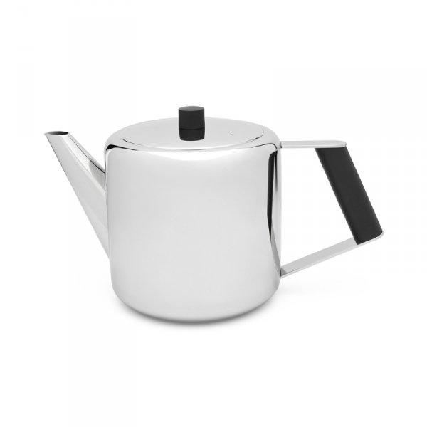 Dzbanek termiczny do herbaty Boston 1,1L - stal / Bredemeijer