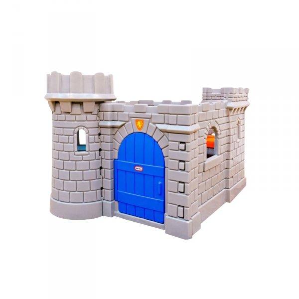 Little Tikes Klasyczny zamek ze zjeżdżalnią