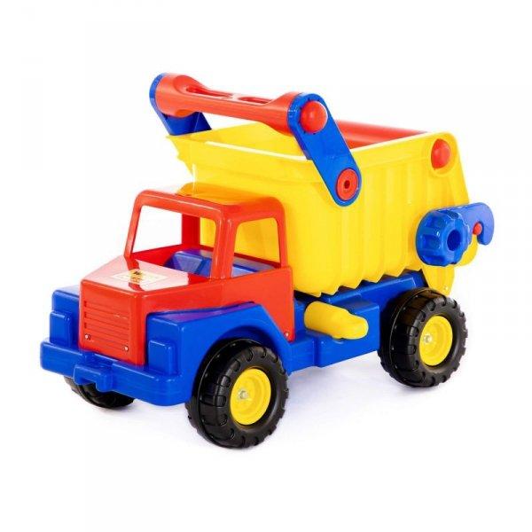 Wader QT Ogromna Ciężarówka Wywrotka Samochód 74cm