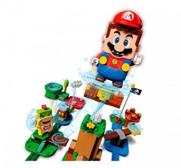 Klocki Super Mario Zestaw startowy