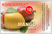 KONCENTRAT MANGO 10 ML