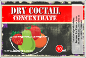 KONCENTRAT DRY COCTAIL 10 ML