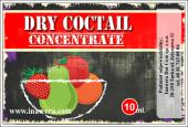 KONCENTRAT DRY COCTAIL 10 ML