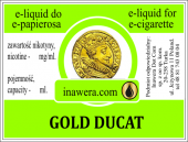 E-Liquid 10 ml - Gold Ducat