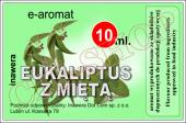 AROMAT EUKALIPTUS Z MIĘTĄ 10 ML
