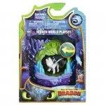 Spin Master Figurka Jak wytresować smoka - Smocza jaskinia, Biała furia