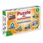 Alexander Puzzle dla Maluszków - Samochodziki