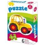 Promatek Pierwsze Puzzle,  Pojazdy
