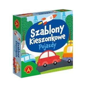 Alexander Szablony kieszonkowe Pojazdy