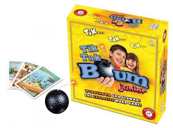 Piatnik Tik Tak Bum Junior (nowe wydanie)