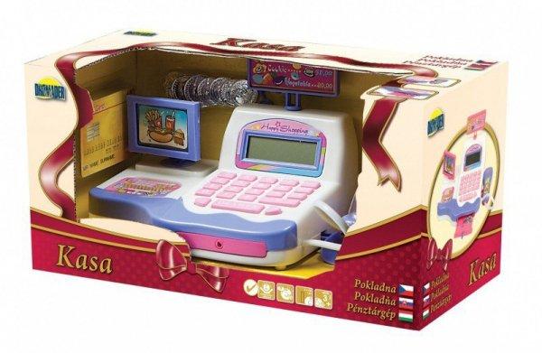 Dromader Kasa sklepowa z kalkulatorem