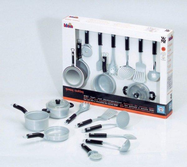 Klein Zestaw naczyń i akcesoriów kuchennych