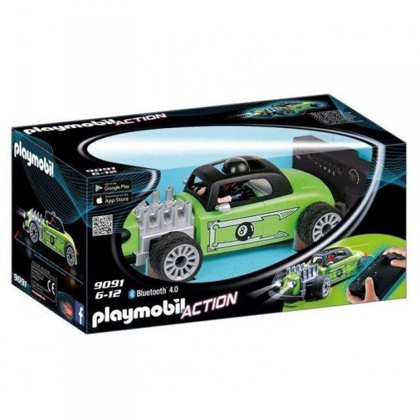 Playmobil Zestaw z pojazdem Action 9091 Wyścigówka RC Rock'n'Roll