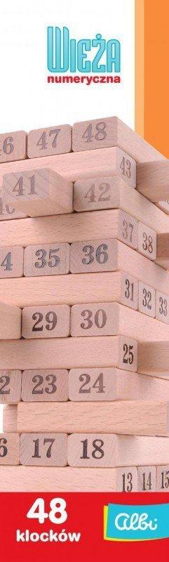 Albi Gra Wieża numeryczna