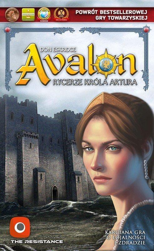 Portal Games Gra Avalon Rycerze Króla Artura