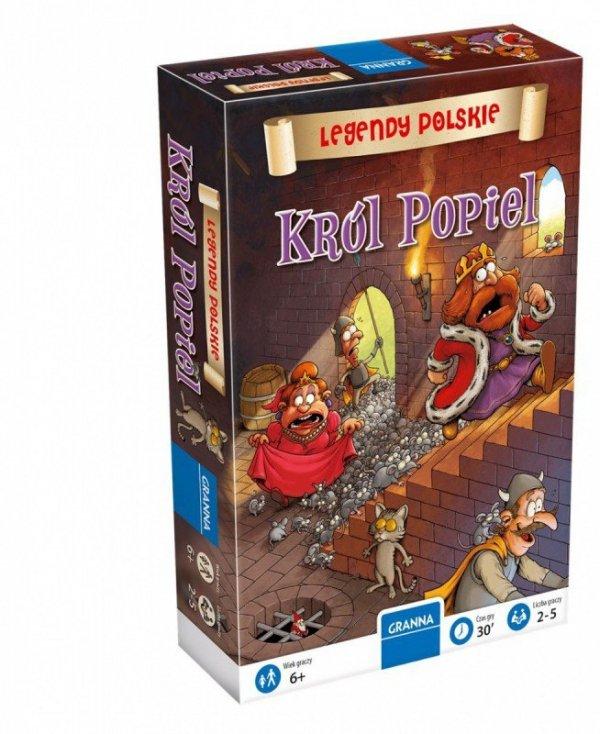 Gra Król Popiel