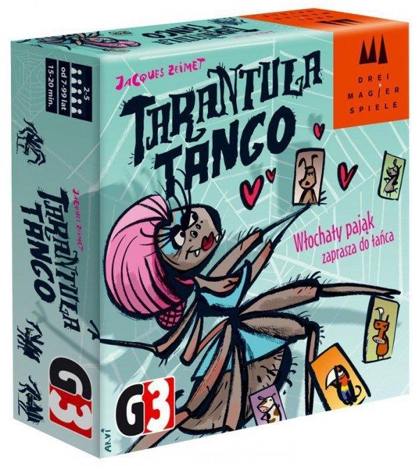 Gra DMS'Tarantula Tango
