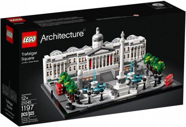 LEGO Klocki Architecture 21045 Trafalgar Square