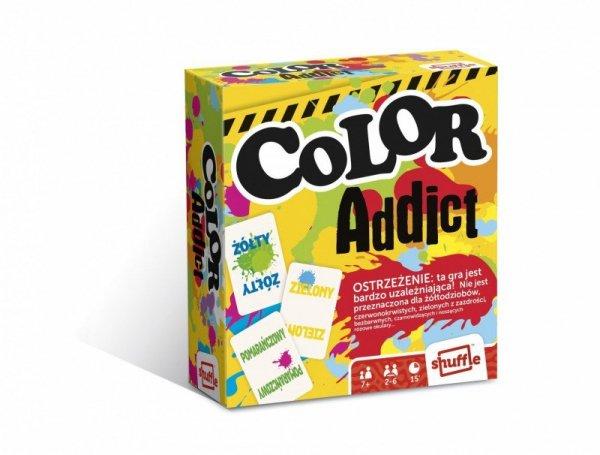 Cartamundi Gra Color Addict PL