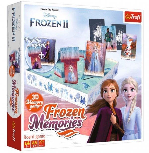 Trefl Gra Kraina lodu Memories Disney Frozen 2
