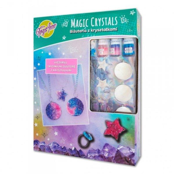 Stnux Zestaw kreatywny Magic Crystals Biżuteria