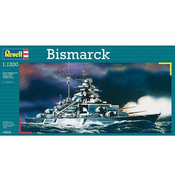 Bismarck (mini)