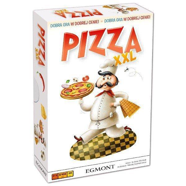 Egmont Dobra gra w dobrej Cenie, Pizza XXL