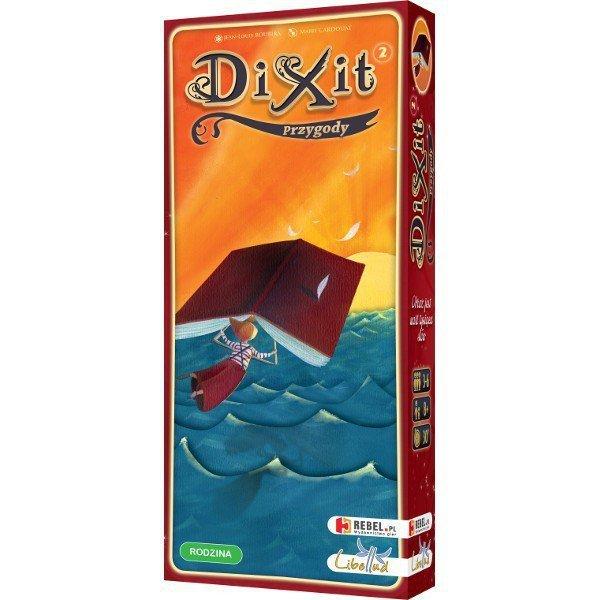 Gra Dixit 2, Przygody