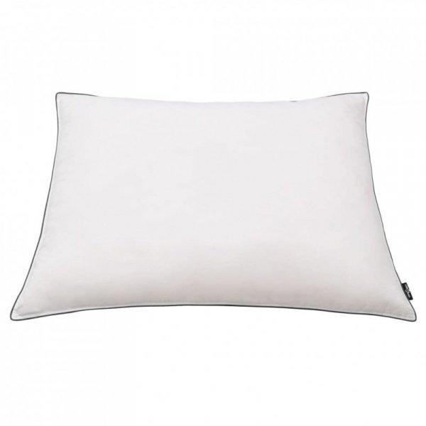 Poduszka 2 szt., wypełnienie puch/pióro, lekka, 70x60cm, biały