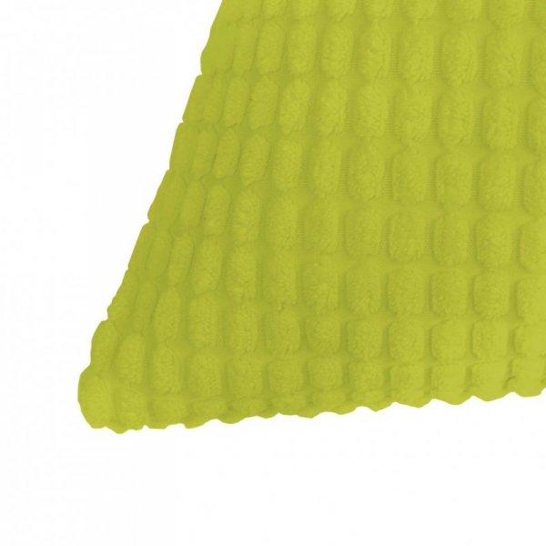 Zestaw 2 poduszek z weluru w kolorze szarym 45 x 45 cm