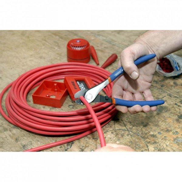 Draper Tools Profesjonalne nożyce do kabli, stal, 210 mm, 39258