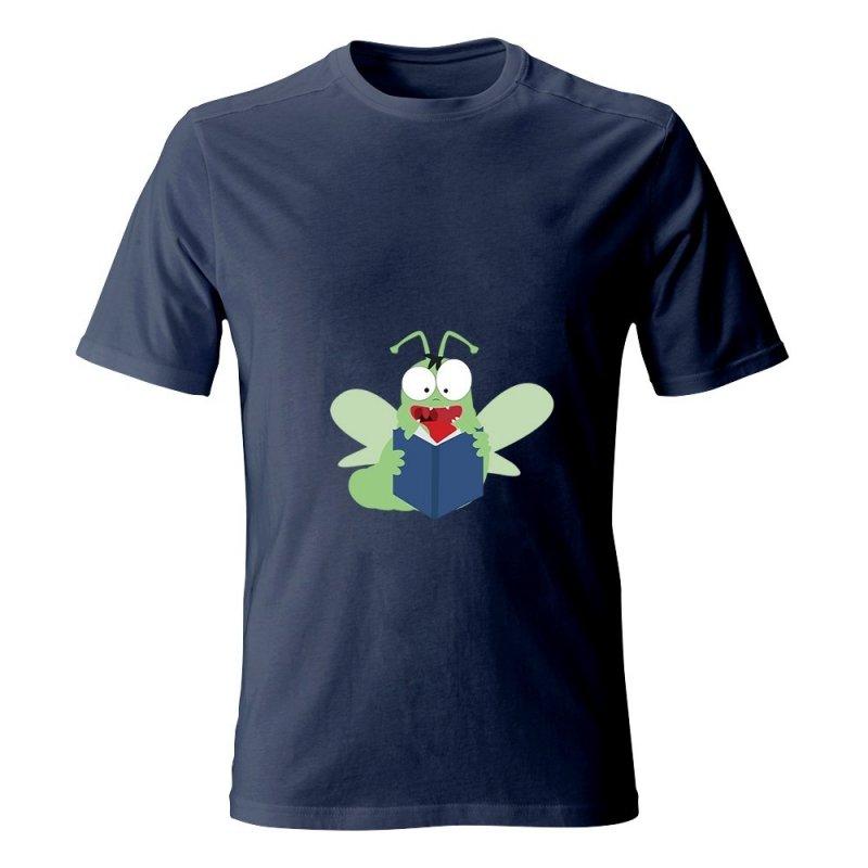 Koszulka męska MÓL KSIĄŻKOWY