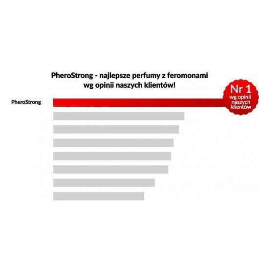 Feromony dla mężczyzn - PheroStrong for Men 15 ml
