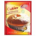 Cukier waniliowy bez glutenu Celiko, 32g