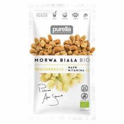 Morwa biała owoc Purella Superfoods BIO, 45g