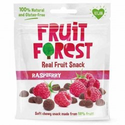 Owocożelki z maliną Fruit Forest, 30g