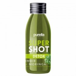 SuperShot Detox Purella Superfoods, 60ml