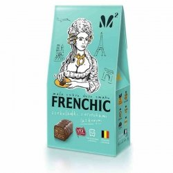 Czekoladki orzech laskowy i włoski Frenchic, 100g