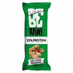 BeRAW Baton Salty Peanut Purella, 40g