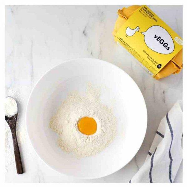 vEGGs Roślinny Zamiennik Jajek Cultured Foods, 102g