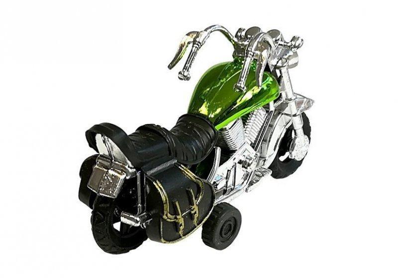 Zestaw Motocykli z Naciągiem 4 sztuki