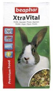 BEAPHAR XTR RABBIT 2,5KG - karma dla królików