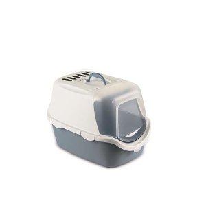ZOLUX Toaleta CATHY Easy Clean z filtrem kol. niebieski [98649]