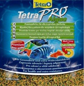 TETRA Zestaw saszetek 2+1 GRATIS (TetraPro Algae 12g [T149397], TetraPro Energy 12g [T149335], TetraPro Colour 12g [T149366]) [T