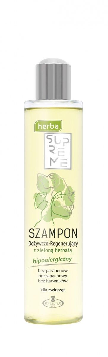 SELECTA Herba Supreme Szampon Odżywczo-Regenerujący 250ml
