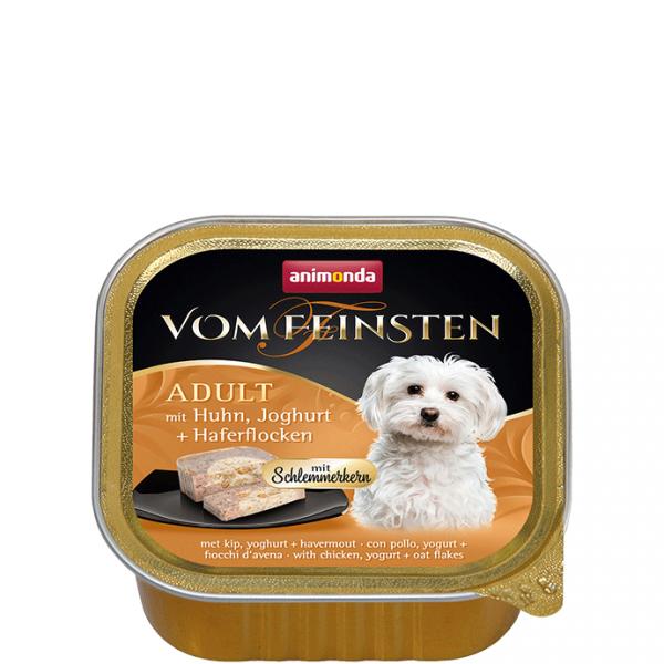 ANIMONDA Vom Feinsten Gourmet Centre szalki z kurczakiem jogurtem płatki owsiane 150 g
