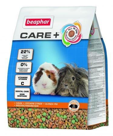 BEAPHAR CARE+ GUINEA PIG 1,5KG - karma dla świnek morskich